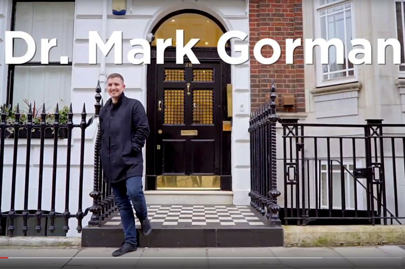Dr Mark Gorman