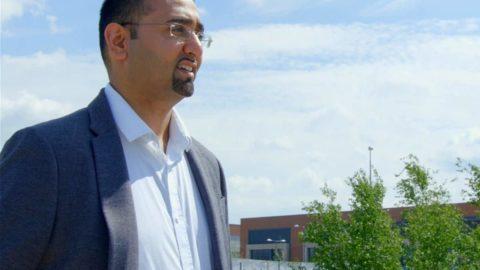#TravelTuesday Meet Dr Baldeep Farmah in the West Midlands