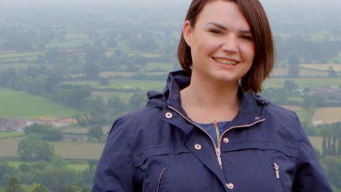 #TravelTuesday Meet Stephanie Jones in Powys