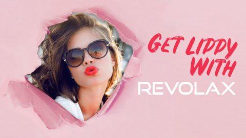 Get Lippy with REVOLAX