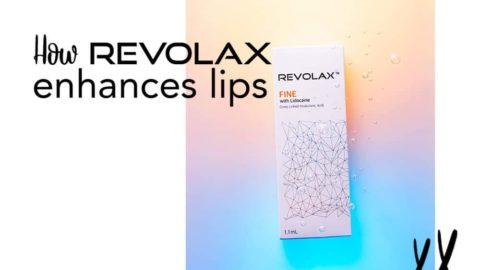 How REVOLAX Enhances Lips