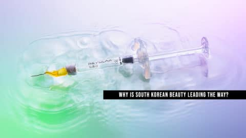 Why is Korean Beauty Leading the Way?