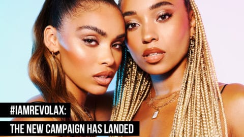 I AM REVOLAX: THE NEW CAMPAIGN HAS LANDED